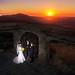 Elopement at Sunset by Extra Medium
