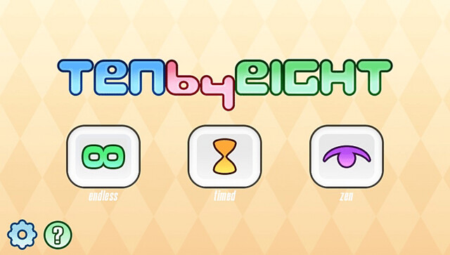 Ten by Eight on PS Mobile