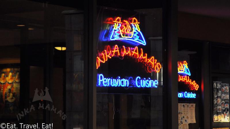 Inka Mama's- Santa Ana, CA: Exterior
