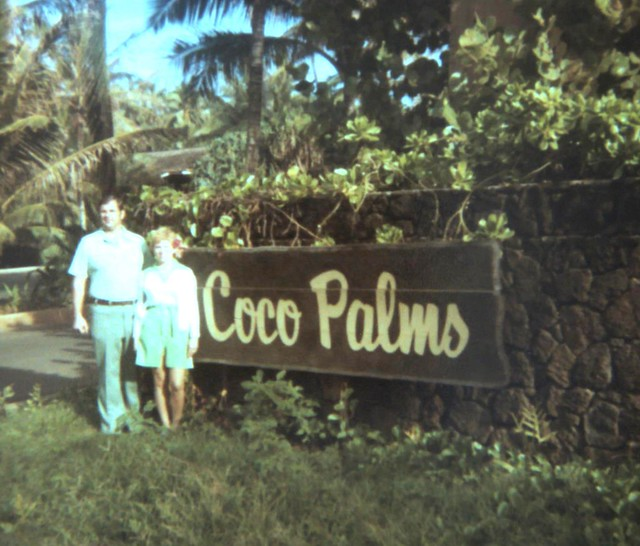 Coco Palms Resort, Kauai, Hawaii