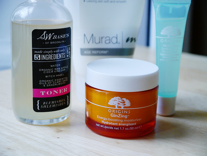 morning skincare essentials 3