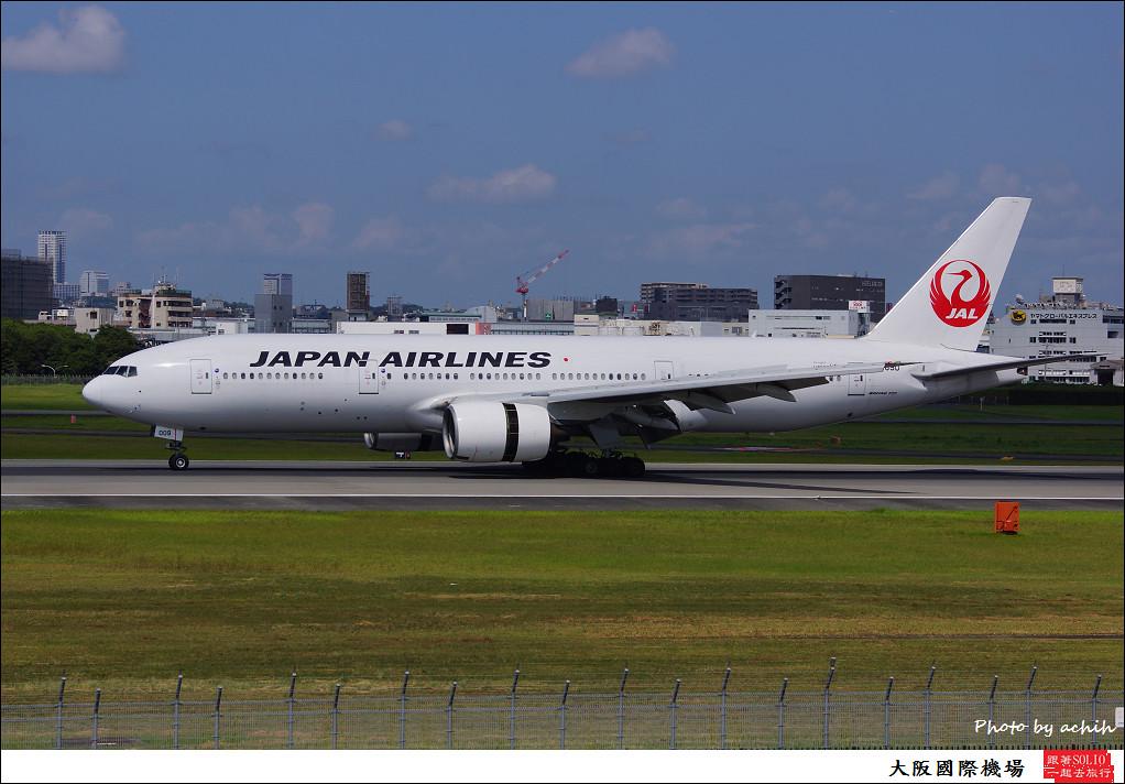 Japan Airlines - JAL JA009D