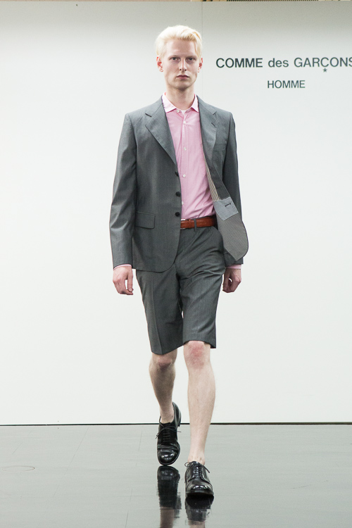 SS14 COMME des GARCONS HOMME003_Diederik Van Der Lee(Fashion Press)