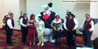 Steampunk Ghostbusters Cosplay - Gen Con 2013
