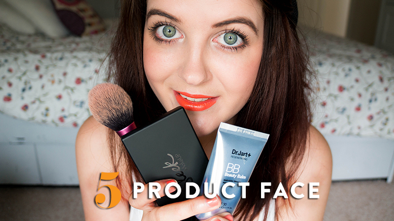 The 5 Product Face Tag | www.latenightnonsense.com