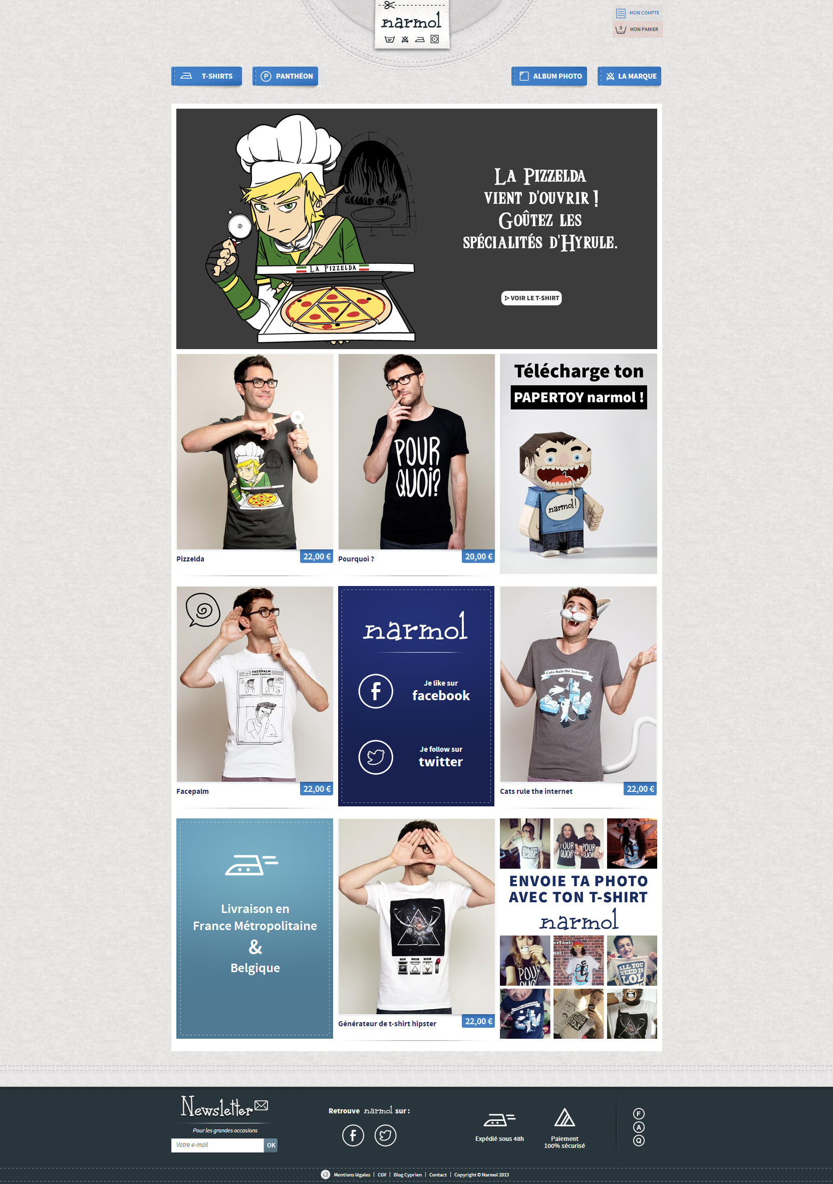 Narmol Online Shop