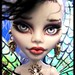 Goulia OOAK Fairy by Fantasy Dolls by Donna Anne