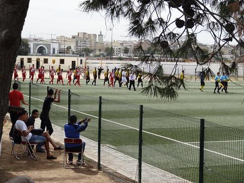 المغرب الرياضي الفاسي تحت٢٣ و الجمعية الرياضية السلاوية تحت٢٣
