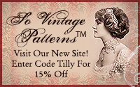 So Vintage Patterns