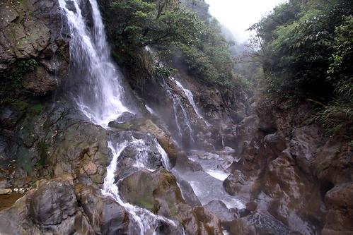 Vietnam - Sapa - Waterfall - 029