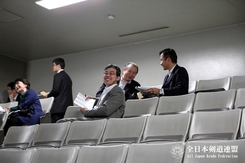 第61回全日本剣道選手権大会 係員打ち合わせ会_002
