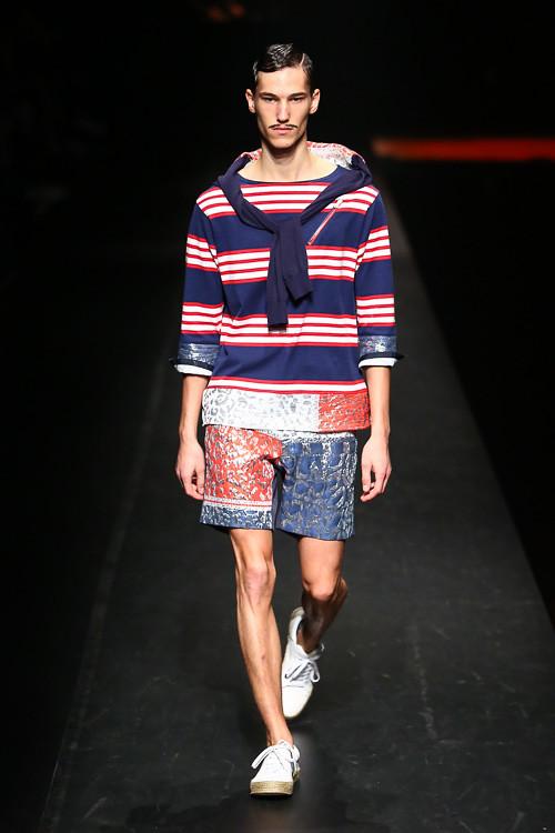 SS14 Tokyo yoshio kubo008_Kristoffer Hasslevall(Fashion Press)