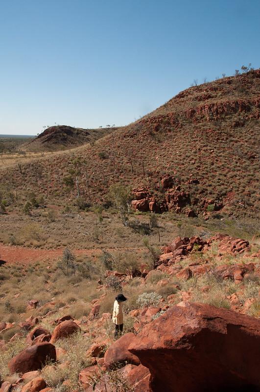 The Punda dyke