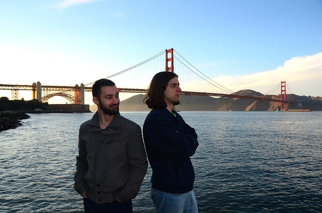 Ryan and Bojan, two of the masterminds behind Drupal Commerce