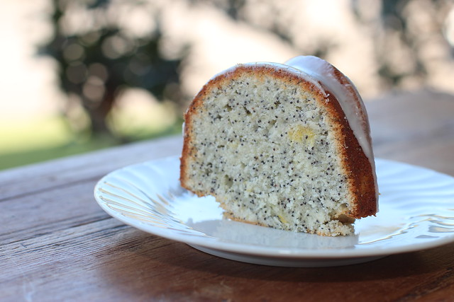 Lemon Poppy Seed Bundt from The Lemonade Cookbook