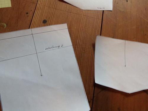 Pocket & Lining Pattern