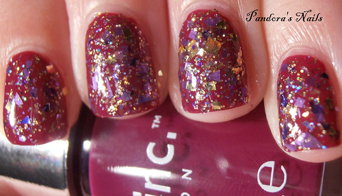 2 - glitzology crown royal over nails inc st martins lane