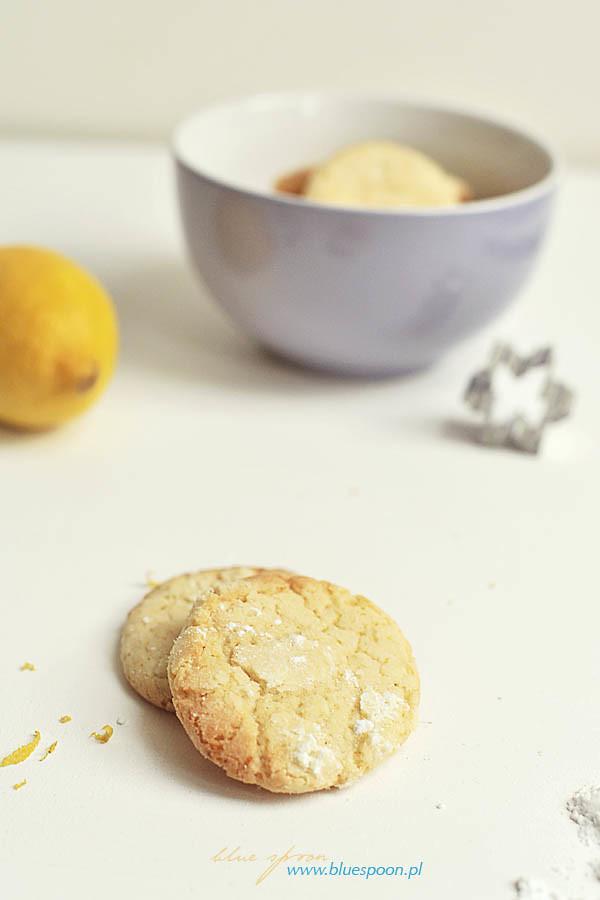 przepis na cytrynowe ciasteczka