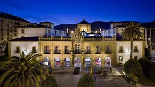 Meliá Hotel de la Reconquista, en Oviedo.