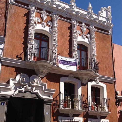 Puebla shop facade
