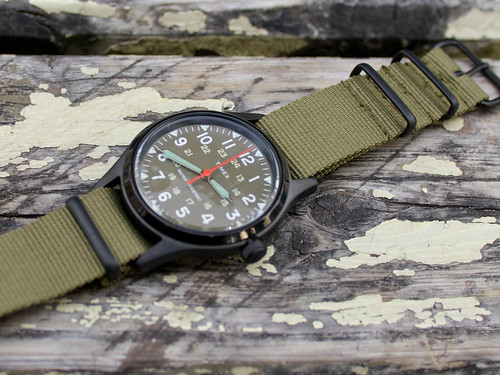 Timex for J.Crew / Platoon Watch