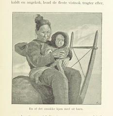 """British Library digitised image from page 301 of """"Blandt Nordpolens Naboer. Med Illustrationer af Th. Holmboe, etc"""""""
