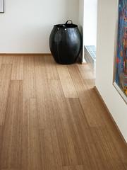 bbb low-cost housing, interior finish, bamboo floor. tegnestuen vandkunsten 2004-2008