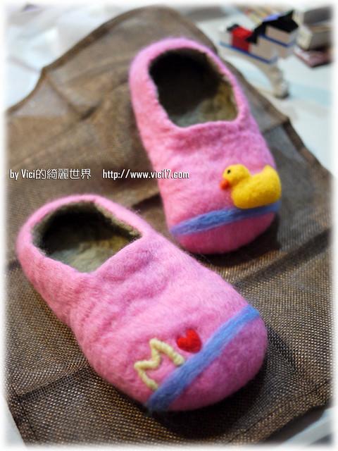 1218羊毛氈室內鞋圖026