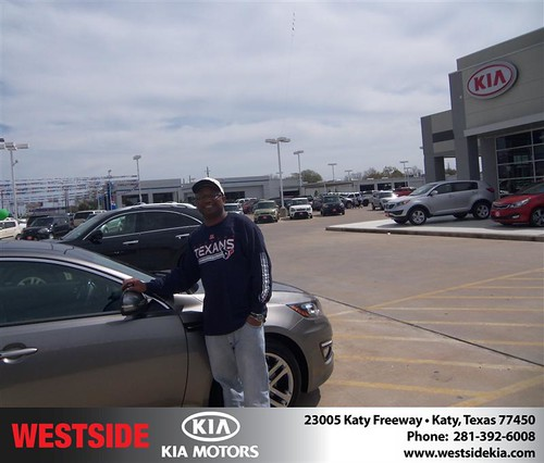 Happy Birthday to Rodney Moore from Moore Jerry and everyone at Westside Kia! #BDay by Westside KIA