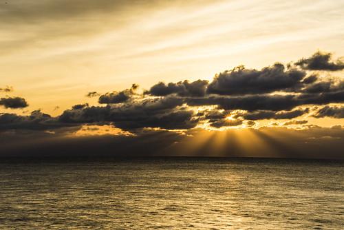 lighthouse sunrise newyear longisland 2014 montaukpoint