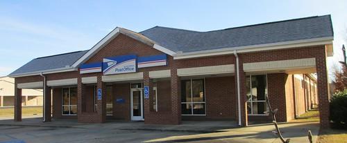 Post Office 36264 (Heflin, Alabama)