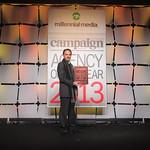 Campaign Asia Awards 2013