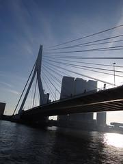 Waterbus van Dordrecht naar Rotterdam