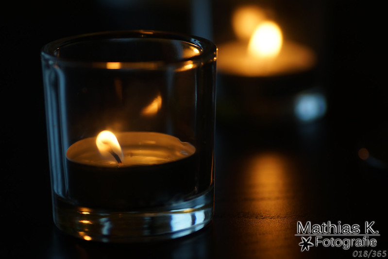 Licht im Dunkeln   Projekt 365   Tag 18 [explored]