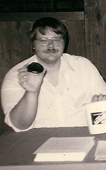 Trivia, Burns, beardless c1987