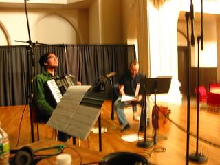 Album Recording