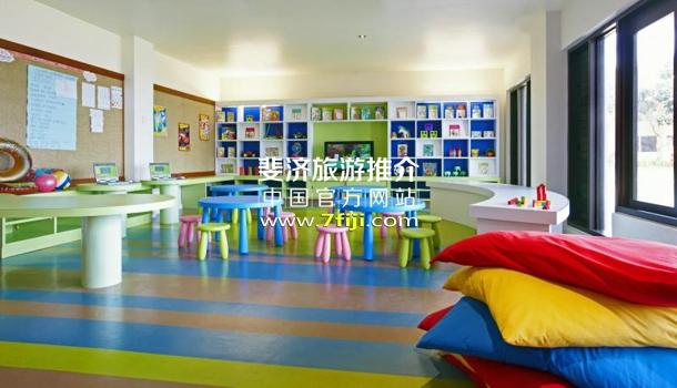 斐济喜来登度假村(Sheraton Fiji Resort)儿童俱乐部