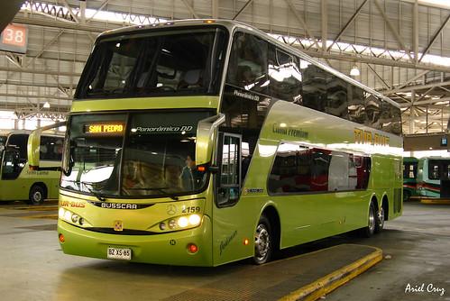viaje brasil bus: