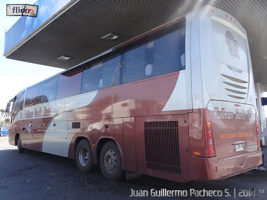 Buses en chile juan guillermo pacheco 39 s most recent for Mercedes benz repair santa rosa