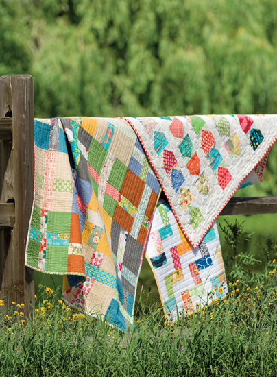 Strip Savvy by Kate Henderson for Martingale at Fat Quarter Shop