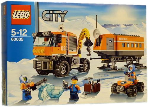 LEGO Arctic 60035