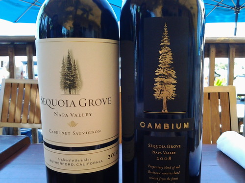 Sequoia Grove, Cabernet Sauvignon