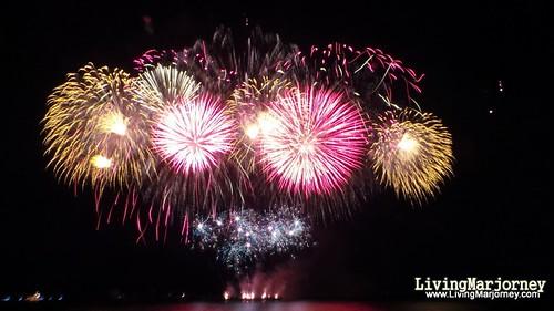 Pyromusical 2014, Australia, by LivingMarjorney.com