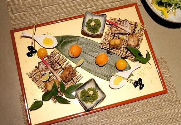 橫手溫泉旅館美食17