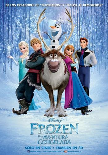MULTI Frozen: Una Aventura Congelada 2013 BrScreener-Avi Latino 1 Link