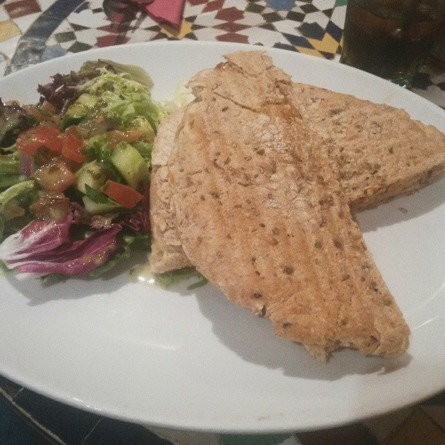 Eating Out: Kasbah Cafe, Liverpool