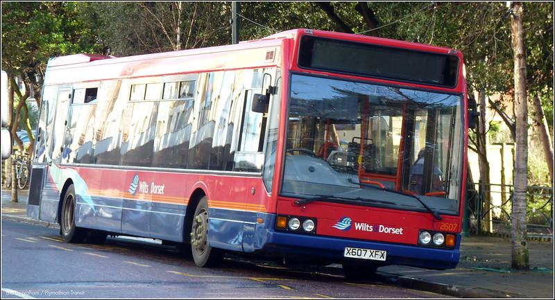 Wilts & Dorset 2607 X607XFX