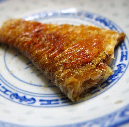 classic, cantonese, pan fried, fish, chinese, recipe, salted fish, white herring