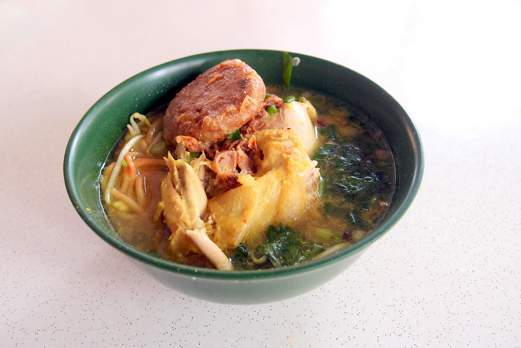 Rahim Muslim Food: Mee Soto