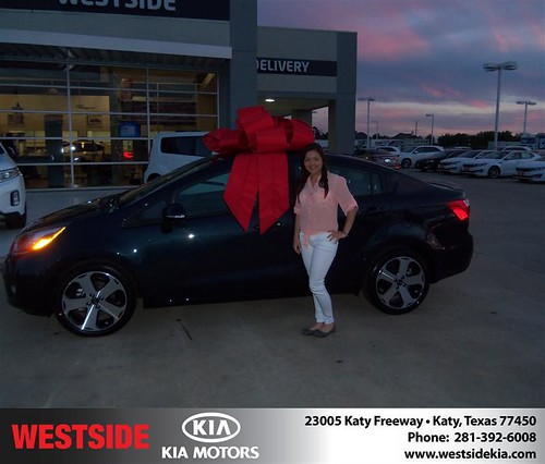 #HappyBirthday to Luis C Roldan from Orlando Baez  and everyone at Westside Kia! by Westside KIA
